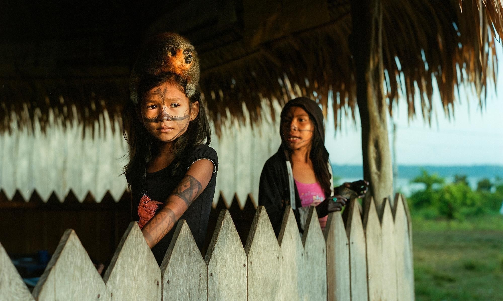 An indigenous community's battle to save their home in the Amazon – in pictures