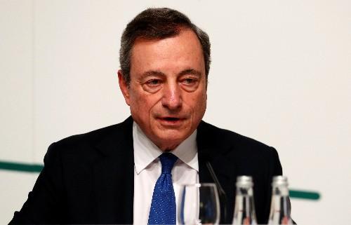 """BCE: Draghi prêt au """"whatever it takes"""" pour relancer l'inflation"""