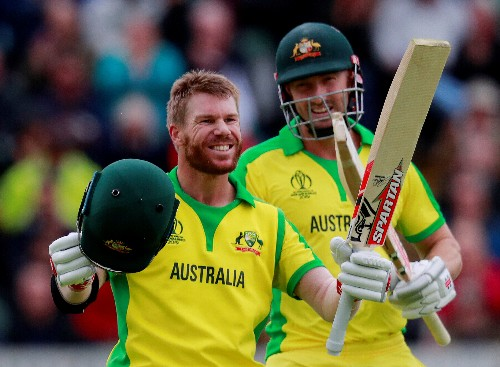 Cricket: Relieved Warner gifts signed shirt to recovering net bowler