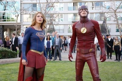 La La Land songwriters pen track for The Flash / Supergirl musical crossover