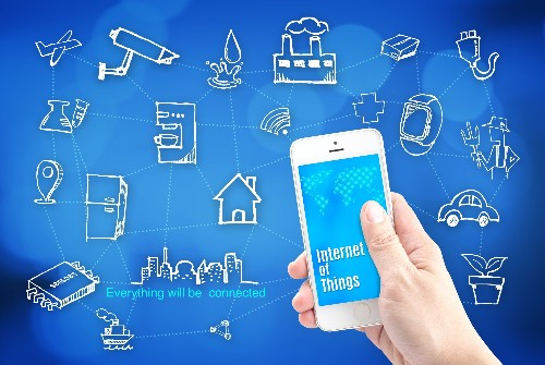 Salesforce Announces New Internet of Things Cloud, As Dreamforce Opens