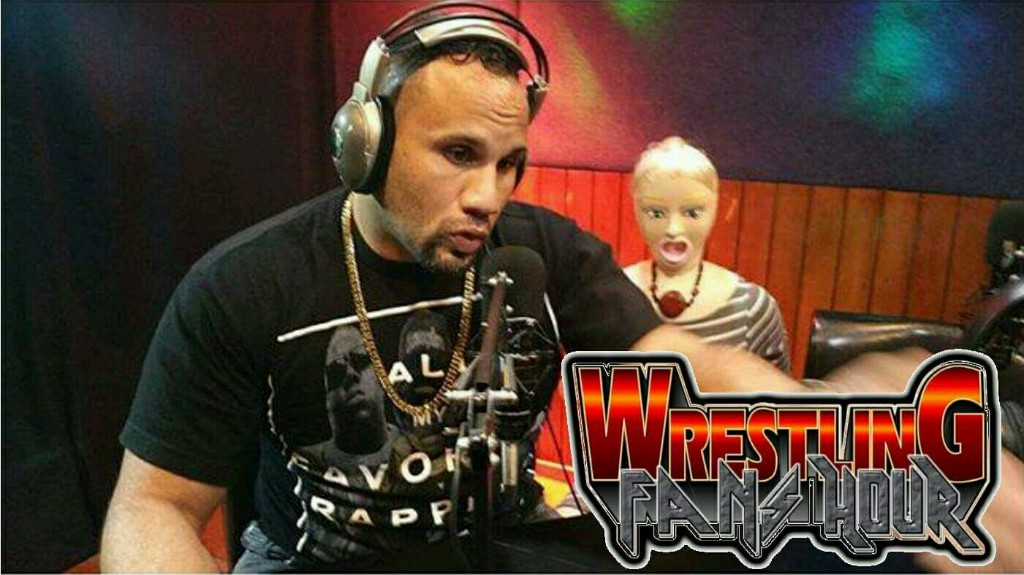 Wrestling Fans Hour - Magazine cover