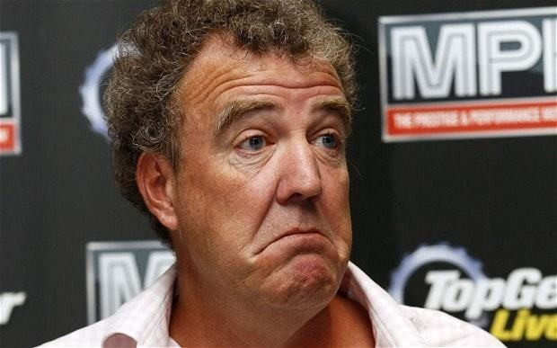 Top Gear number plate row: Argentina complains to BBC about Jeremy Clarkson