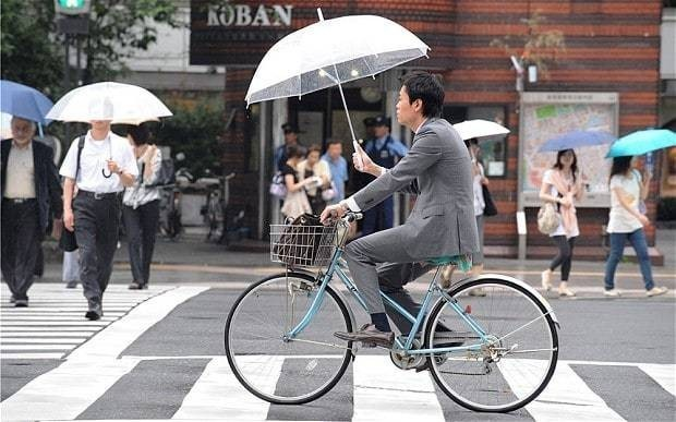 Japan joins Britain in 'noflation' land