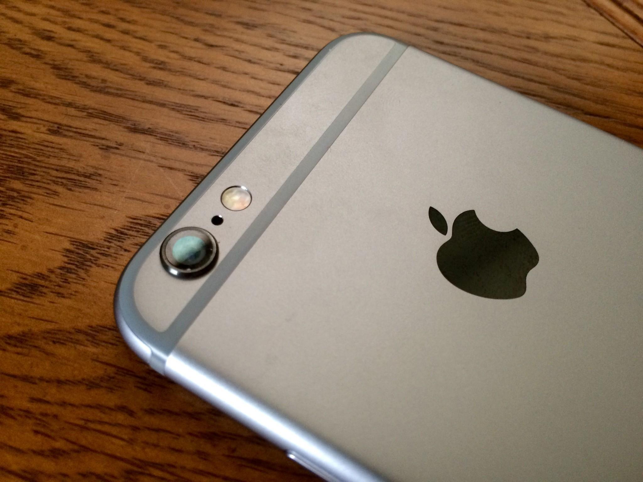 Apple reduces the amount of storage iOS updates require