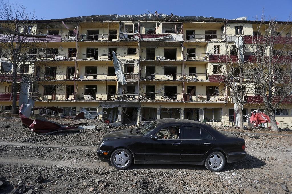 Verhandlungen in Genf zur Lösung des Bergkarabach-Konflikts beginnen