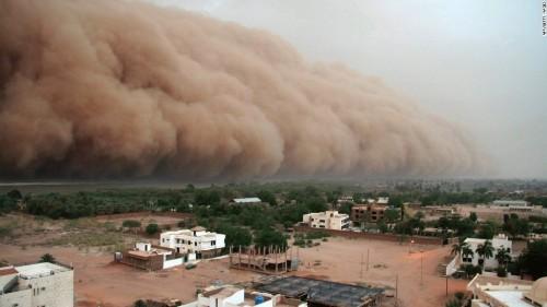 Climate change could render Sudan 'uninhabitable'
