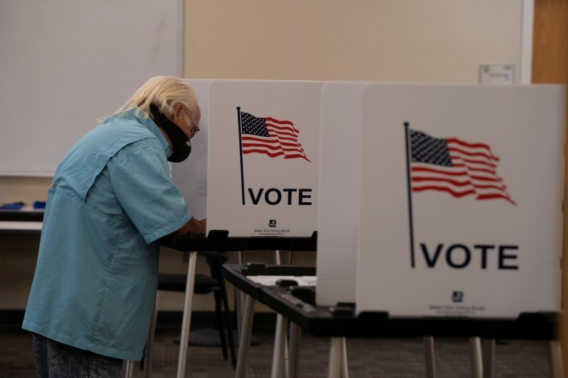 Confusion, missing ballots as eight U.S. states vote during coronavirus pandemic