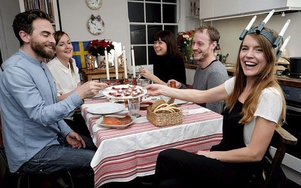Why Swedes do Christmas best