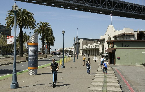 Homeless shelter, looming IPOs have San Francisco on edge