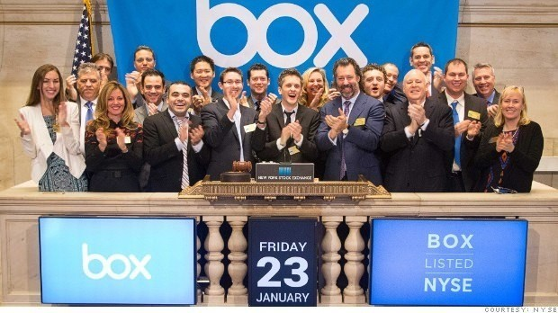 Box jumps 70% in first big IPO of 2015