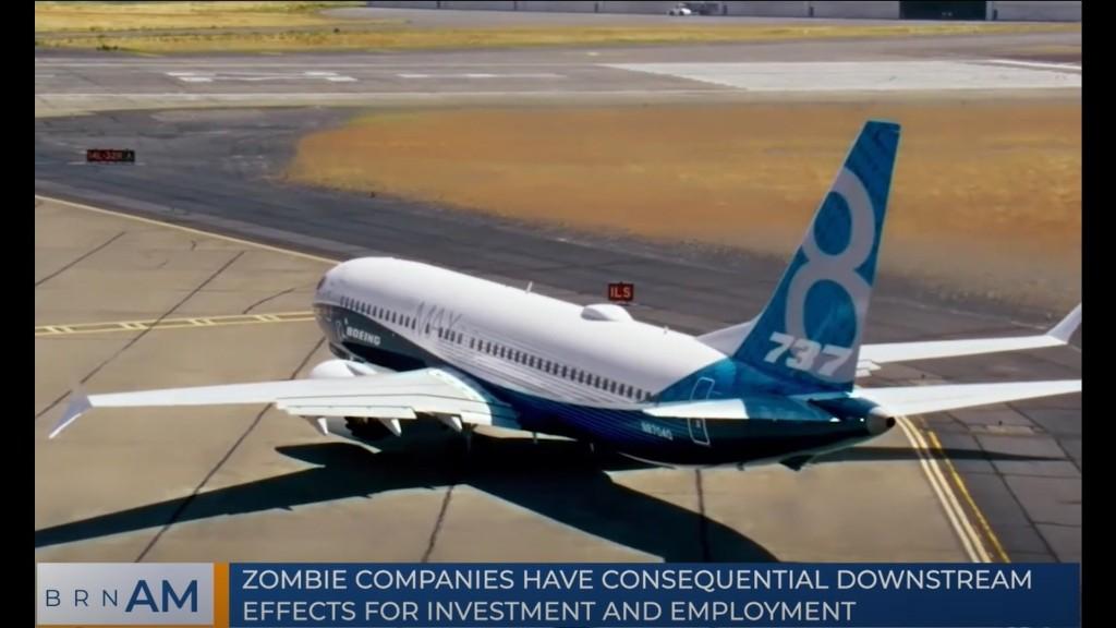 ICYMI: Zombie companies drag down economy