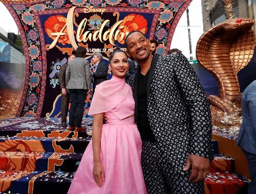 Box Office: 'Aladdin' taking flight with $105 million in North America