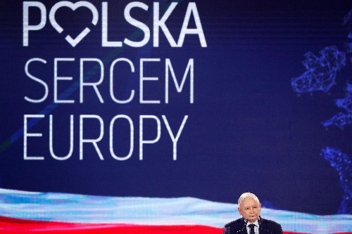 Poland's fragmented opposition coalesces into left, center blocs