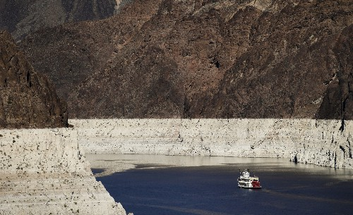 Climate change still threatens key US river after wet winter
