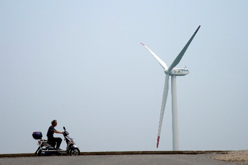 China to promote using wind energy to power heating
