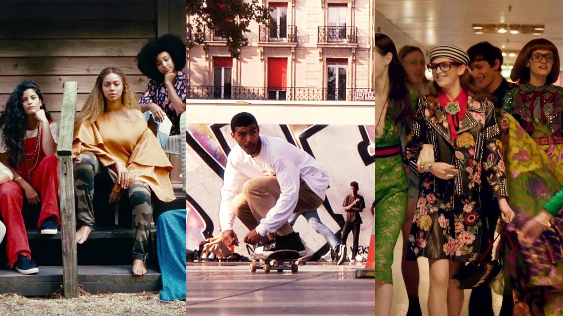 Top 10 Fashion Films of the Season