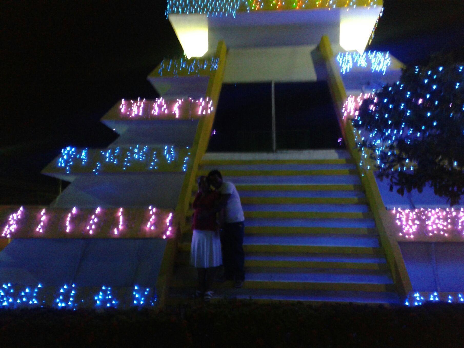 Maria asuncion y su esposo en jalpa la pirámide