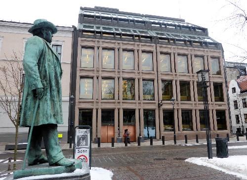 Norwegens Notenbank erhöht Leitzins gegen weltweiten Trend