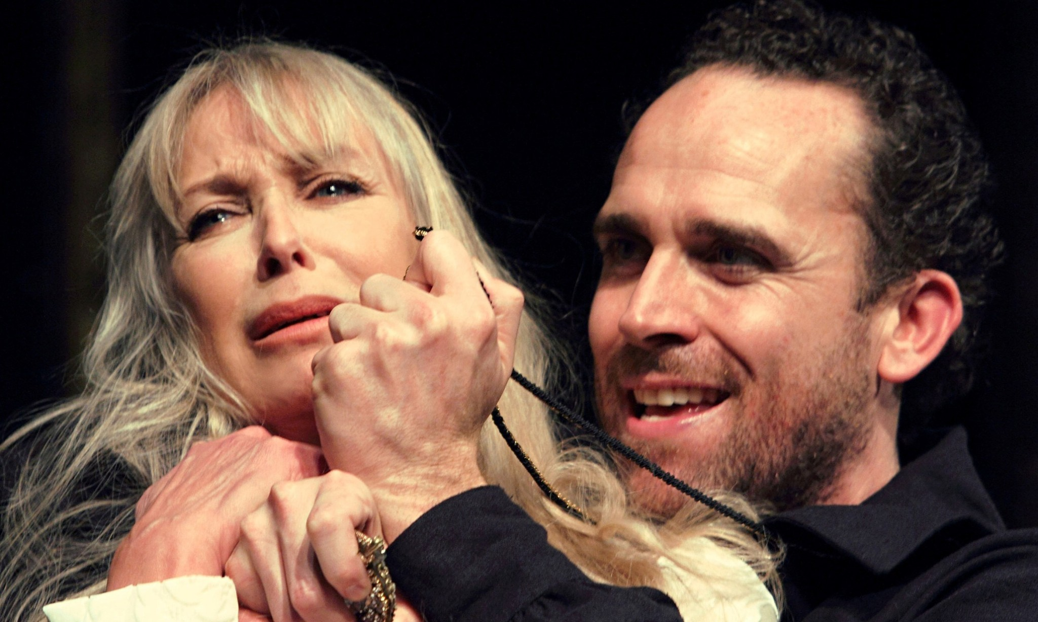 Hamlet review – breathtaking