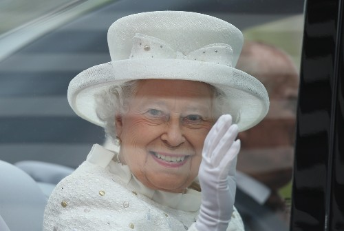 Day 2 of the Queen's Visit to Germany