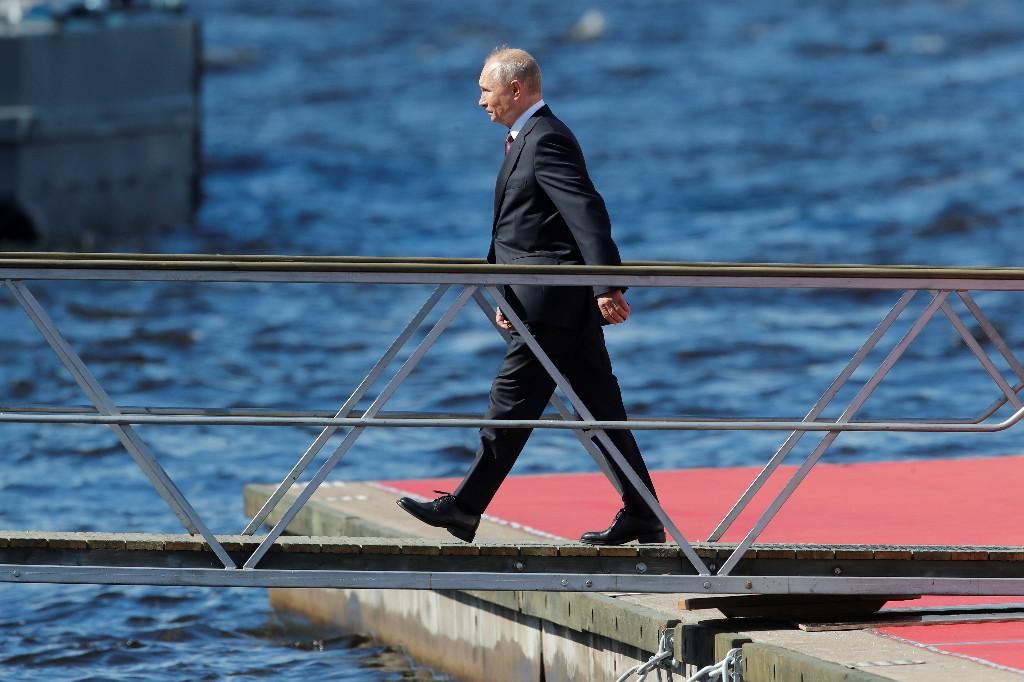 Putin - Russland lässt weltweit ersten Corona-Impfstoff zu