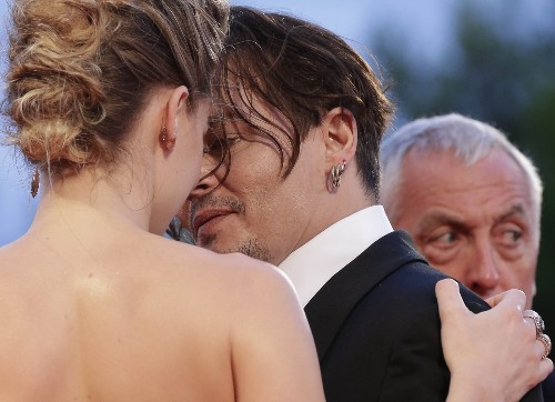 Stars Turn Out for Venice Film Festival