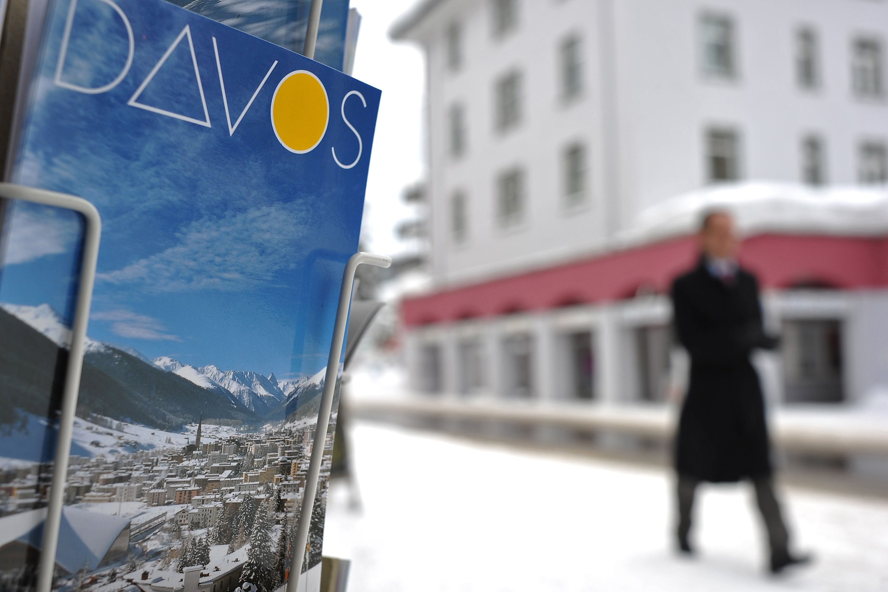 The Week in Review: Diving into Davos