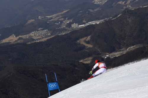 A Sense of Place in PyeongChang on Day 9: Pictures