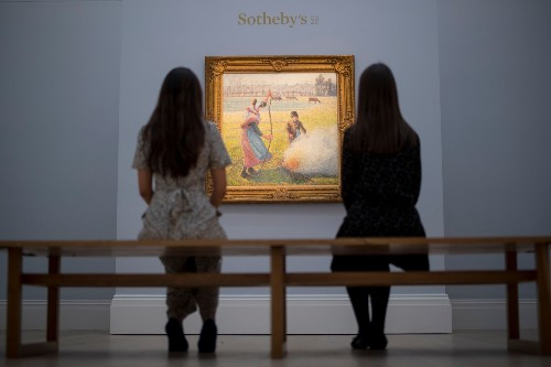 Impressionist, Modern and Surrealist Art at Sotheby's: Pictures