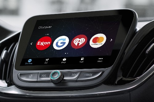 GM wants to use artificial intelligence to sell you stuff while driving