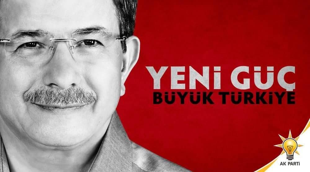 Erdoğan Gönüllüsü - Magazine cover