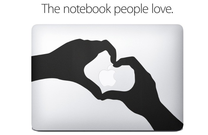 Where to Buy the MacBook decals from Apple's new 'Stickers' ad
