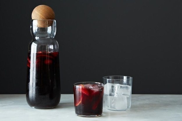 21 Beautfiul Boozy Drinks To Try This Season