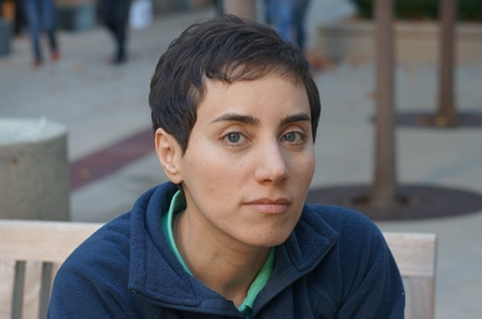 Iranian the first woman to snare maths prize