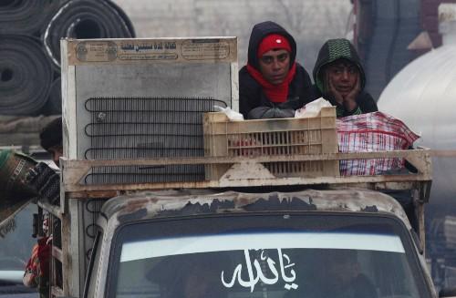 Syria displacement is worst since conflict began: UN