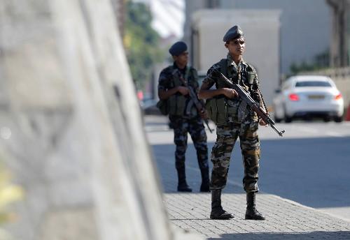 Sri Lanka orders night curfew in Colombo