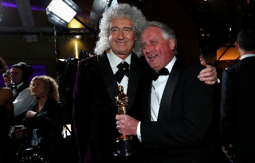 'Bohemian Rhapsody' movie makes magic for Queen as music sales soar