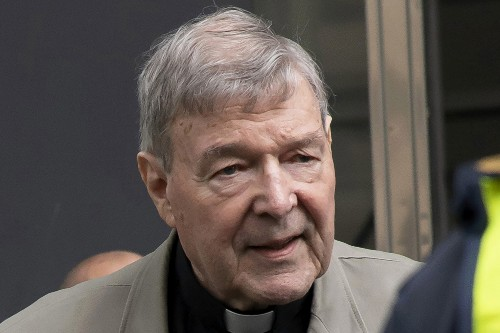 Pell's appeal pitted word of former choirboy against priest