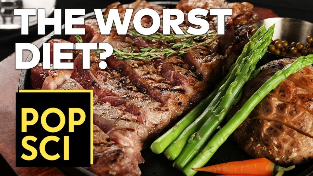 The Worst Diet? || Your Food and Your Death