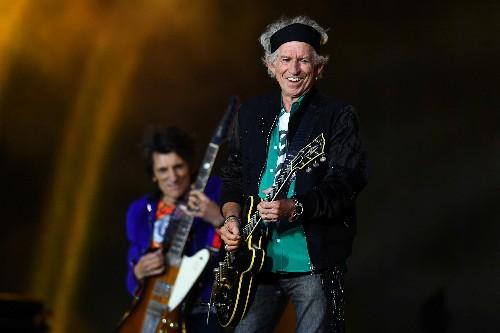 Keith Richards, dos Rolling Stones, (quase) para de beber