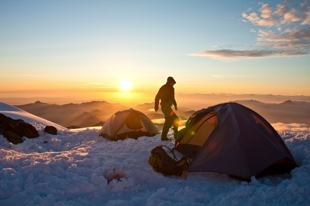 Not Getting Enough Sleep? Camping In February Might Help