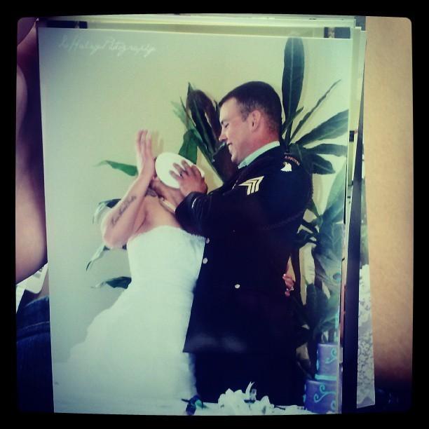 besties wedding 06/29/2013 - Magazine cover
