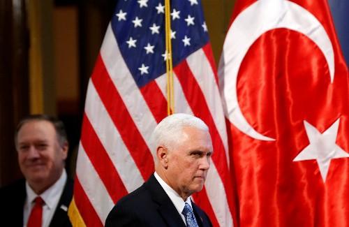 USA setzen Feuerpause in Nordsyrien durch