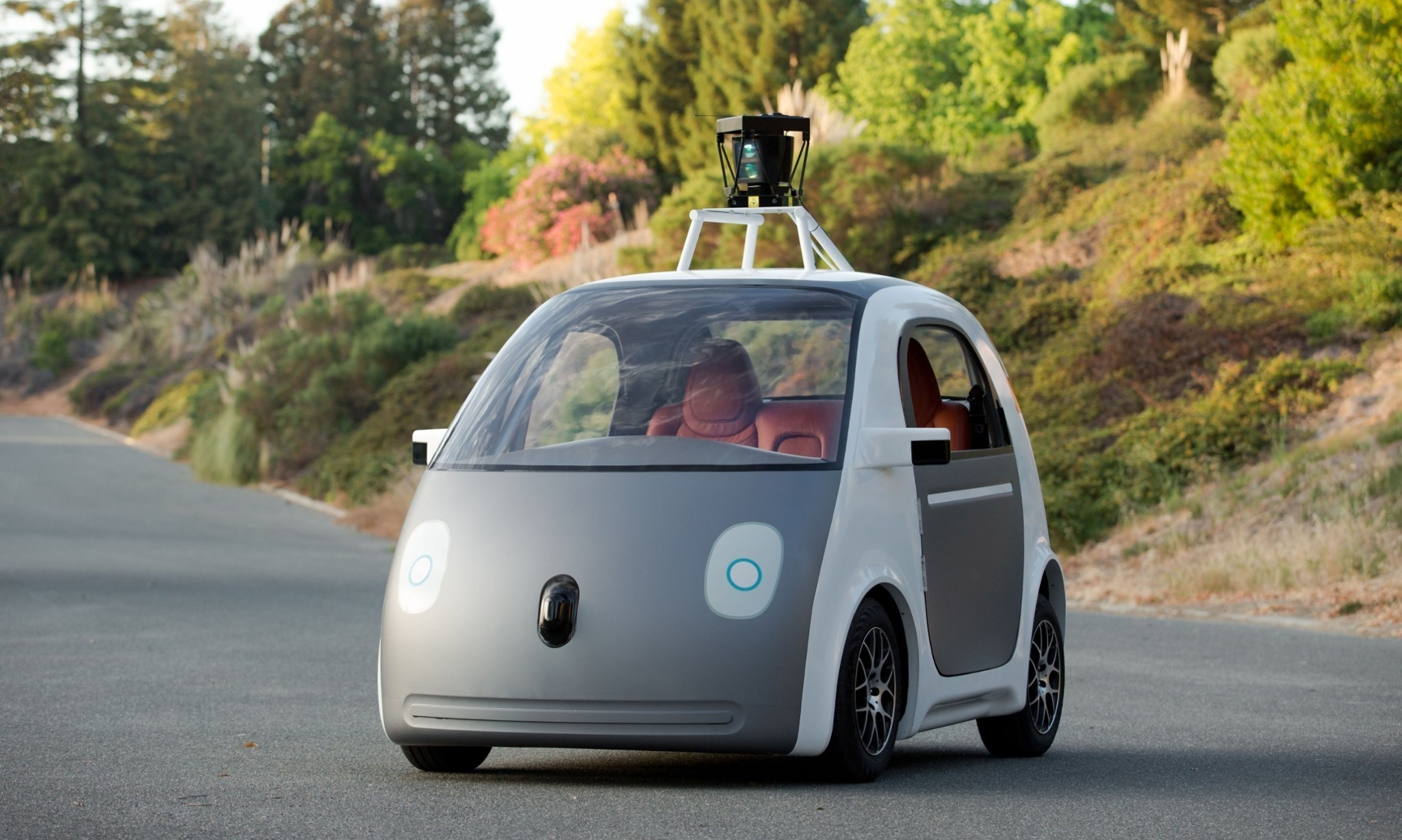 Google's prototype self-driving car will have a steering wheel after all