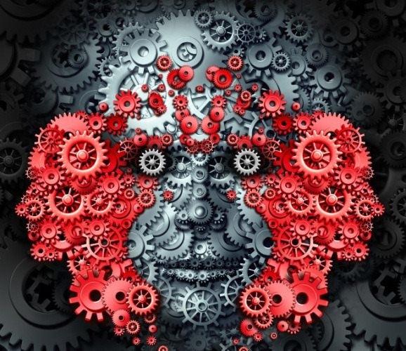 Artificial Brain - cover