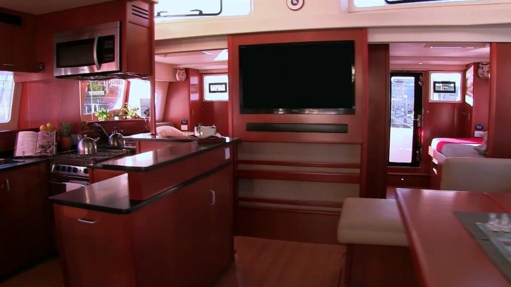 The Moorings 5800 Catamaran