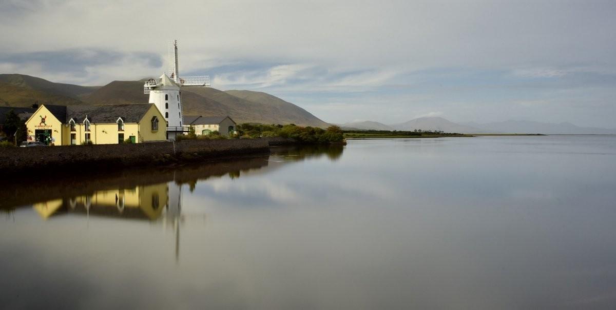 The Blenerville Windmill near Tralee, Co. Kerry, Ireland. Europe's tallest!