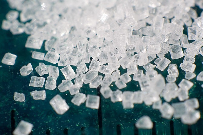 Get Rid of Sugar, Not Salt, Say Authors