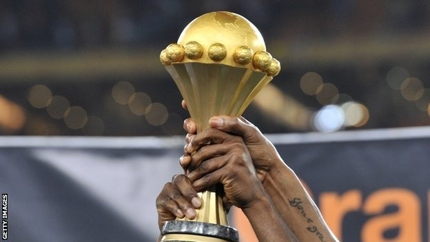 African Cup of Nations 2015 - cover